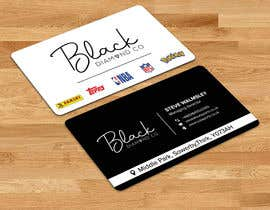 #387 for Design me a business card by Sadikul2001
