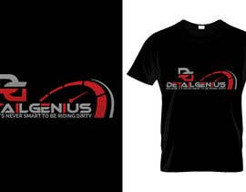 #190 for T Shirt Design and SIMPLE logo by ABSiddikur