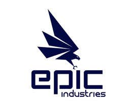 nº 60 pour Design a Logo for Epic Industries par Munjani375