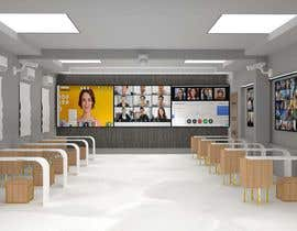 #29 cho Create a Hybrid Classroom Design in 3D - Where Collaboration, Innovation, and Creativity is utilized bởi wahid888