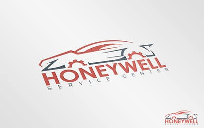 #82 untuk Design a Logo for Honeywell Service Center oleh nasser3mad