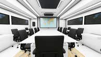 3D Rendering Kilpailutyö #18 kilpailuun Render of command centre