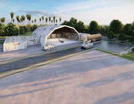 #13 для Deployable Container Hangar от abdullahvidinlio