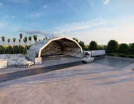 #17 для Deployable Container Hangar от abdullahvidinlio