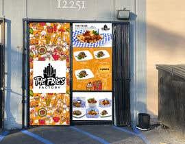 #15 para Design Door Decal Vinyl Wrap por TonimaTrisha