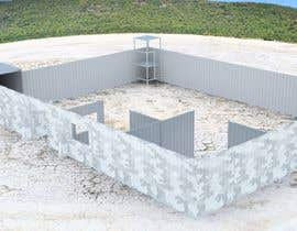 #4 for Deployable protection wall / perimeter / barricade by guarco63