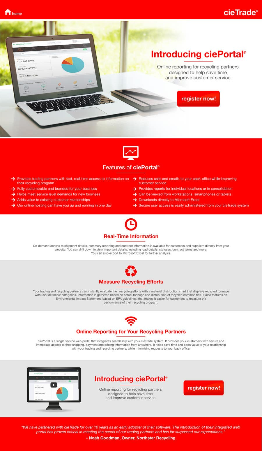 Proposition n°                                        17                                      du concours                                         Webpage design for software company
