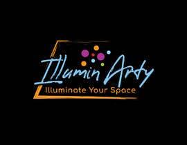 Nro 30 kilpailuun Create a logo for Illumin-Arty (illuminated art project) käyttäjältä unmhks