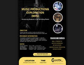 #14 cho Looking for professional flyer to promote our urban educational music program bởi fmdesign671
