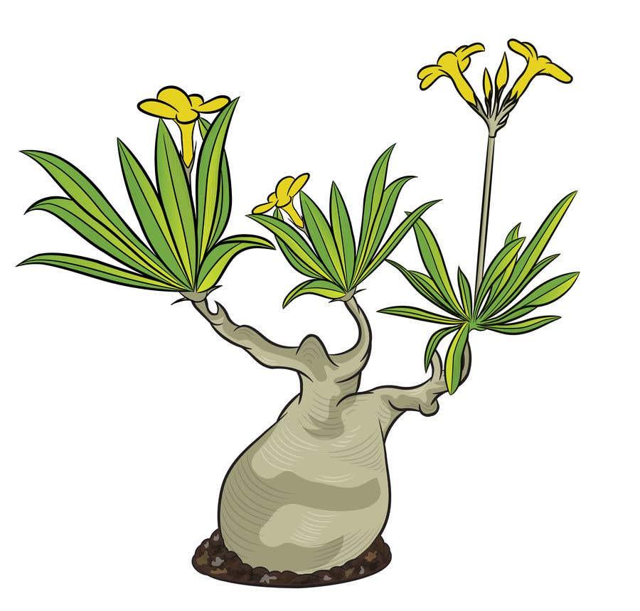 Конкурсная заявка №                                        88                                      для                                         Botanical illustration needed