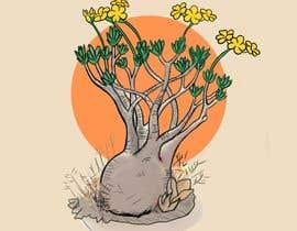 #42 для Botanical illustration needed от kalerproduction