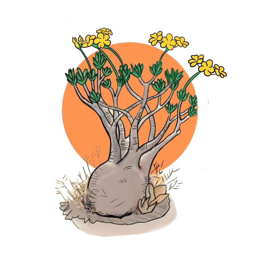 Конкурсная заявка №                                        95                                      для                                         Botanical illustration needed