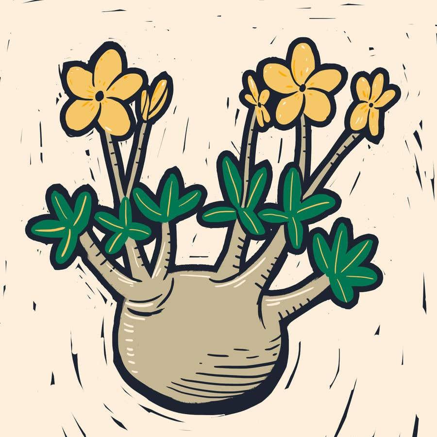 Конкурсная заявка №                                        80                                      для                                         Botanical illustration needed