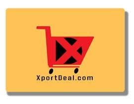 Nro 70 kilpailuun design a e-commerce logo for xportdeal (xportdeal.com) käyttäjältä ssandeepteraiya