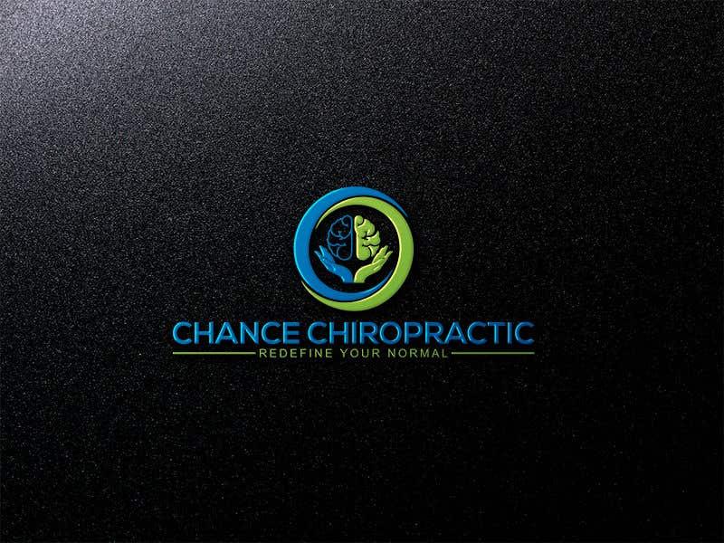 Penyertaan Peraduan #                                        58                                      untuk                                         Chiropractic office logo