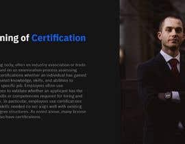 #78 untuk Present how an IBM Certification would accelerate your career or business oleh daveasu