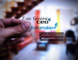 #4 for Business card af zaibigraphicx