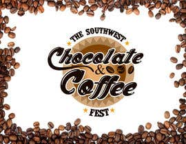 #177 untuk Logo Design for The Southwest Chocolate and Coffee Fest oleh twindesigner