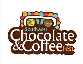 #236 para Logo Design for The Southwest Chocolate and Coffee Fest de Grupof5