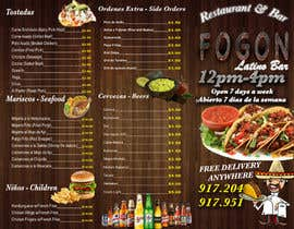 #8 for Menu design by keithjair