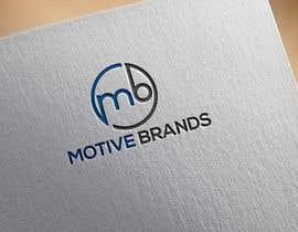 #63 para MOTIVE Brands logo and social media banner design por graphicrivar4