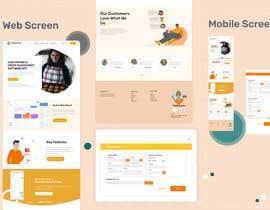 samiul8333 tarafından Create 4 UI screens for home bakers application için no 58