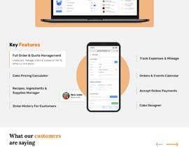 BouchraBr tarafından Create 4 UI screens for home bakers application için no 24