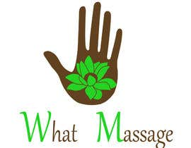 #30 para Design a Logo for whatmassage.co.uk por PanosDesign