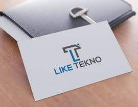 #104 untuk Logo design and  business design card for technology store LikeTekno.com oleh tajniameem07