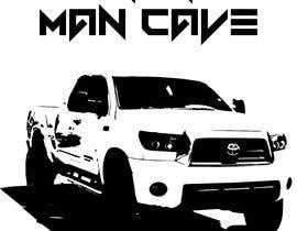 #45 untuk Man cave sign design oleh proyanuman040