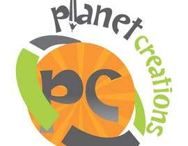 nº 7 pour Design a Logo for planet creations par Nicolive86