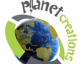 nº 22 pour Design a Logo for planet creations par Nicolive86