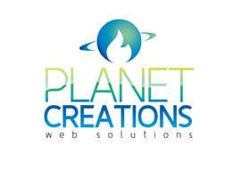 nº 8 pour Design a Logo for planet creations par MBenedetta