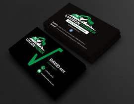 #769 untuk Design business card oleh MMKPASA46
