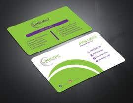 #420 untuk Business card design oleh eity271295