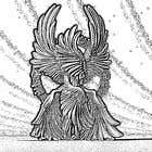 Graphic Design Kilpailutyö #1 kilpailuun 3D Seraphim artwork