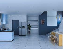 #4 untuk 3D Rendering of a Kitchen Design oleh ahmedkhijir