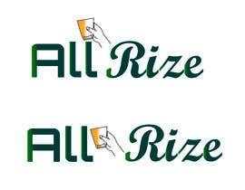 #126 for All Rize logo af D4dazzling