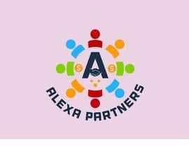 Nro 125 kilpailuun Logo : Alexa Partners käyttäjältä iffatjahan369