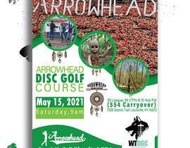 #61 para Event flyer - disc golf outing por Rayhanxr2080