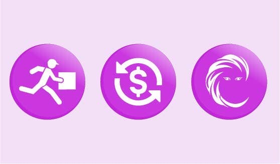 Contest Entry #                                        9                                      for                                         Design some Icons for hair brand website