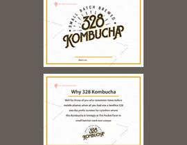 #47 for Kombucha Bottle Label by suyogapurwana