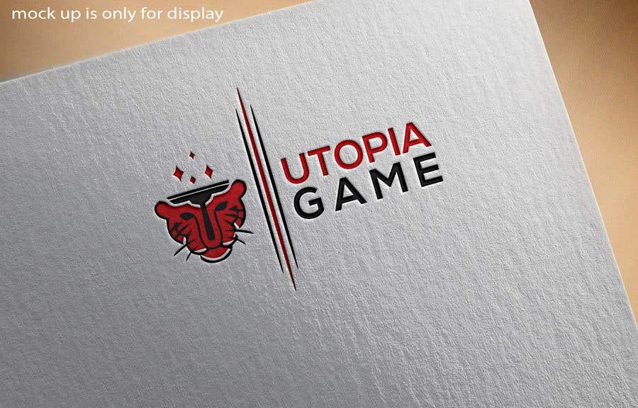 Bài tham dự cuộc thi #                                        17                                      cho                                         Utopia Game Home Page and Logo