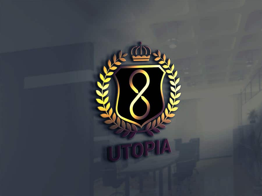 Bài tham dự cuộc thi #                                        5                                      cho                                         Utopia Game Home Page and Logo