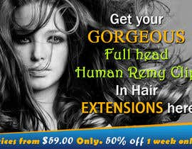 nº 14 pour Design a Banner for hair brand par adilansari11