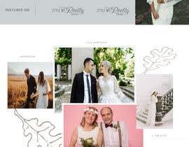 Nro 16 kilpailuun Design a Wordpress website & build design into Divi theme WP käyttäjältä naimulpollob