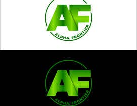 #58 for Alpha Frontier Logo by laurenceofficial