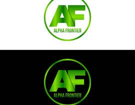 #59 for Alpha Frontier Logo by laurenceofficial