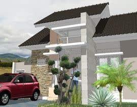 Nro 3 kilpailuun URGENT:  Basic Shadow Modeling of Neighbours Proposed First Floor Renovation - Ideally built in Sketchup käyttäjältä SHUVOMOHANTO623