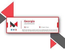 nº 50 pour Design me an email signature par sajjadhossain25